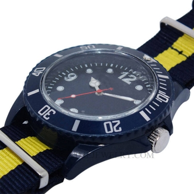 VT-NW1402 Military 5ATM Nylon NATO strap Japanese Movt Watch